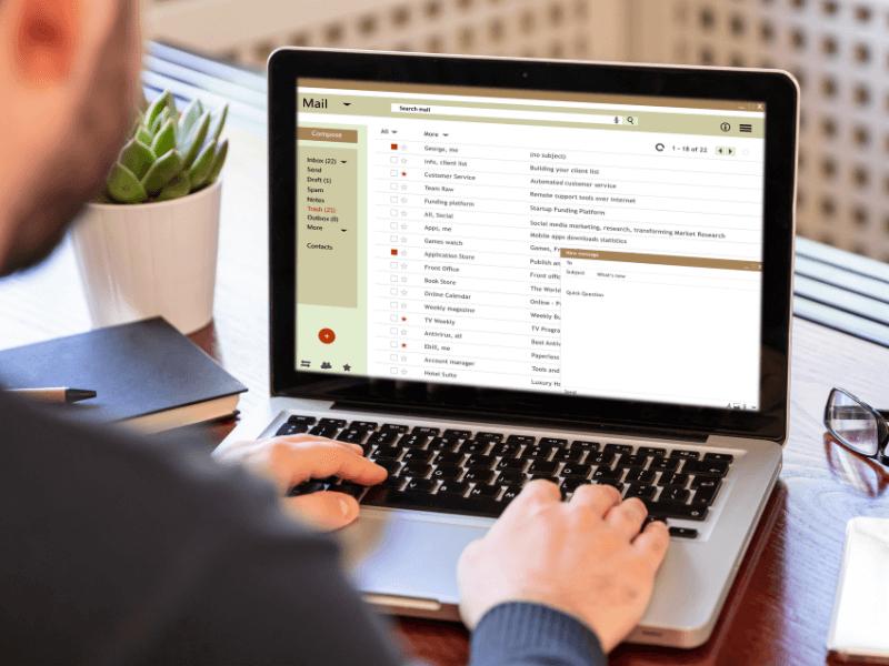 In 4 Schritten eine eigene E-Mail-Liste aufbauen und mit dieser Geld verdienen