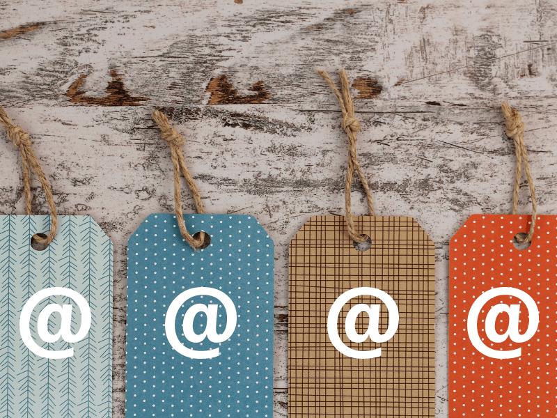 Tagbasiertes E-Mail-Marketing: Etiketts statt Listen für Empfänger