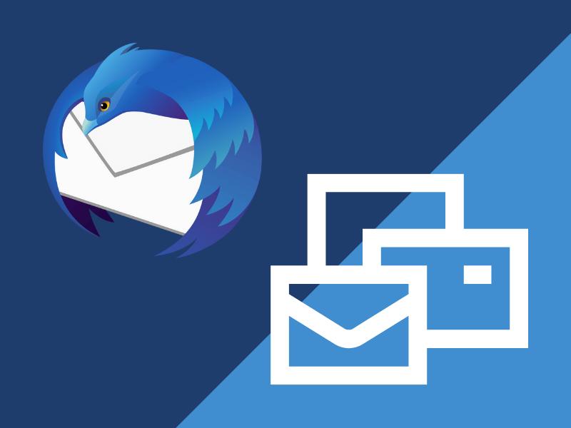 Anleitung: Newsletter und Serien-E-Mails mit Thunderbird und Personalisierung versenden